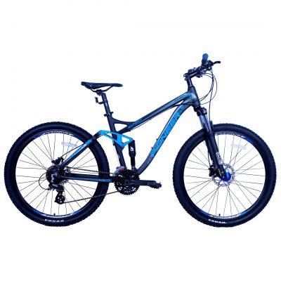 Двухподвесные велосипеды